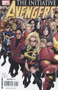 Avengers The Initiative (2007-2010 Marvel) 1A