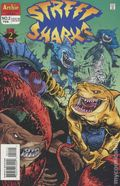 Street Sharks (01/1996 1st Series) 2