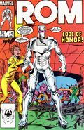 Rom (1979-1986 Marvel) 74