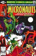 Micronauts (1979 1st Series) 25