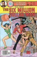 Six Million Dollar Man (1976 comic) 9