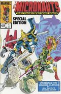 Micronauts (1983) Special Edition 1