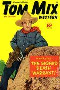 Tom Mix Western (1948 Fawcett) 25