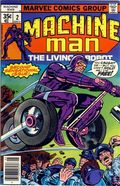 Machine Man (1978 1st Series) 2