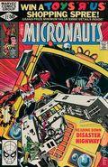 Micronauts (1979 1st Series) 22