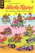 Wacky Races (1969 Gold Key) 1