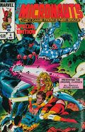 Micronauts (1983) Special Edition 4