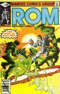 Rom (1979-1986 Marvel) 3