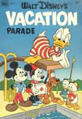 Dell Giant Vacation Parade (1950) 3