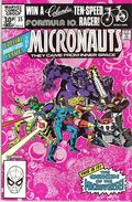 Micronauts (1979 1st Series) 35