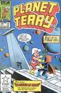 Planet Terry (1985 Marvel/Star Comics) 12