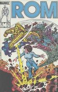 Rom (1979-1986 Marvel) 73