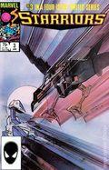 Starriors (1984 Marvel) 3