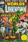 Worlds Unknown (1973 Marvel) 2