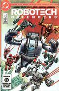 Robotech Defenders (1985) 1