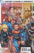Justice League of America (2006 2nd Series) 7A