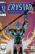 Saga of Crystar (1983 Marvel) 7