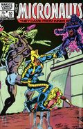 Micronauts (1979 1st Series) 50