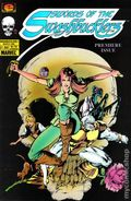 Swords of the Swashbucklers (1985 Marvel/Epic) 1