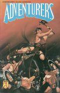 Adventurers Book III (1989) 4