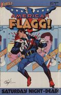 American Flagg (1983 1st Series) 25