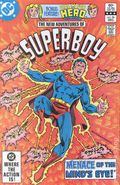 New Adventures of Superboy (1980 DC) 36
