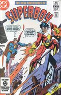 New Adventures of Superboy (1980 DC) 45