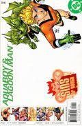 Sins of Youth Aquaboy and Lagoon Man (2000 DC) 1