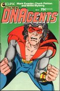 New DNAgents (1985) 6