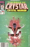 Saga of Crystar (1983 Marvel) 6