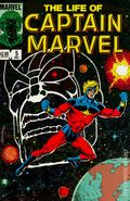 Life of Captain Marvel (1985) 5