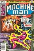 Machine Man (1978 1st Series) 12