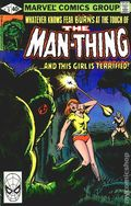 Man-Thing (1979 2nd Series) 5