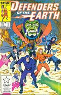 Defenders of the Earth (1987 Marvel/Star Comics) 1