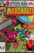 Micronauts (1979 1st Series) 36
