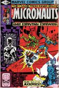 Micronauts (1979 1st Series) 24