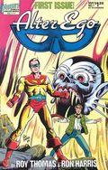 Alter Ego (1986 Comic) 1