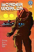 Border Worlds (1986 1st Series) 1