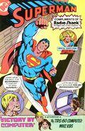 Superman Radio Shack Giveaway (1980) 3