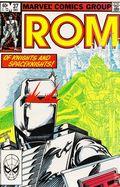 Rom (1979-1986 Marvel) 37