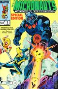 Micronauts (1983) Special Edition 2