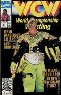 WCW World Championship Wrestling (1992 Marvel) 4