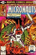 Micronauts (1979 1st Series) 29