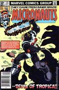 Micronauts (1979 1st Series) 33