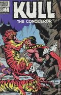 Kull the Conqueror (1983 3rd Series) 1