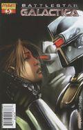 Battlestar Galactica (2006 Dynamite) 5A