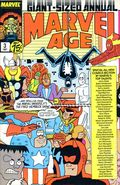 Marvel Age (1983) Annual 3