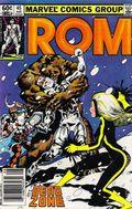 Rom (1979-1986 Marvel) 45