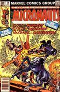 Micronauts (1979 1st Series) 28