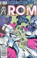 Rom (1979-1986 Marvel) 42